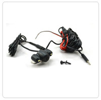 Wholesale Mini Night Version Car Rear View Reverse Backup Parking COMS Color Camera H137