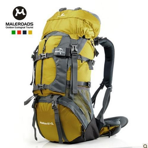 Brand Maleroads Travel Backpack Mountaineering Bag Camping ...