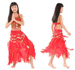 Wholesale SWEGAL girl s belly dance costume for kids children costume