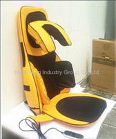 Wholesale Massage Chairs for beauty salon Air massage cushion shiatsu and air pressure massager