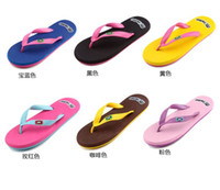 Wholesale Hot Slippers Monkey Slides Slippers Flip Flops Shoes Lady Design Beach Slippers Sandals Assorted