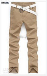 Wholesale 100 cottons hot selling men s Casual long pants styles and new fashion slacks four seaons CH812