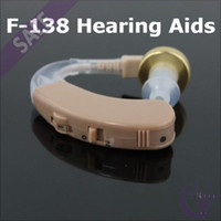 Wholesale Hot Sale Adjustable AXON F Digital Hearing Aid Aids Audiphones Audiphone Behind Ear Deaf Sound Voice Amplifier Enhancement Channels
