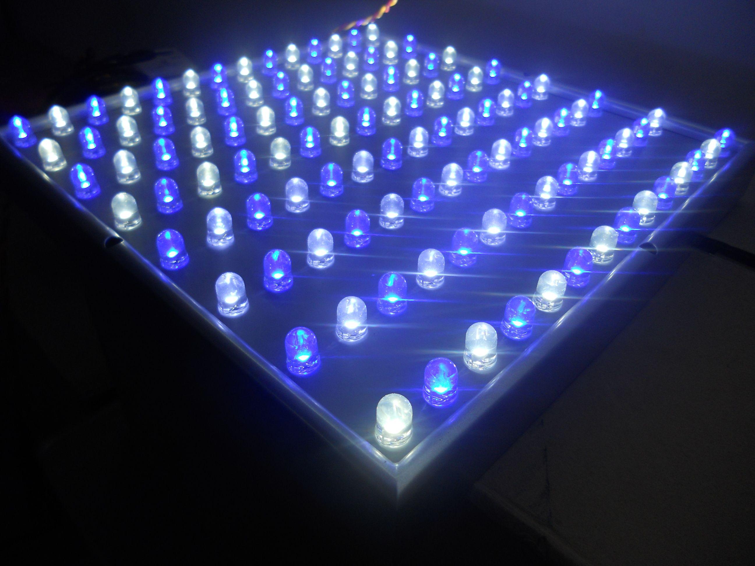 Fish tank led lights - 45w Aquarium Light For Fish 1800lm White Blue Aquarium Led Light Led Tube Cost Lights For Growing Plants Best Indoor Grow Lights From Grenda188