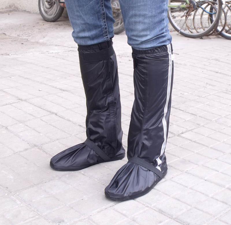 Motorcycle ride waterproof shoes cover big rain shoe covers rain shoes