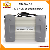 Wholesale MB star c3 for mercedes benz Professional auto diagnostic tool diagnosis multiplexer
