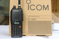 Wholesale ICOM V82 walkie talkie V82 VHF MHZ Wireless Voice Transceiver with multi function CTCSS DCS good