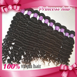 Wholesale OFF Best quality virgin Malaysian curly hair DHL Freeshipping