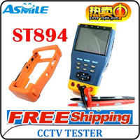 Wholesale ST894 V A power output cctv multimeter tester
