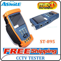 Wholesale Optical power meter cctv test monitor ptz tester ST895