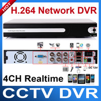 Wholesale DVR channel D1 H Real Time DVR Network Security Digital Video Recorder For CCTV System