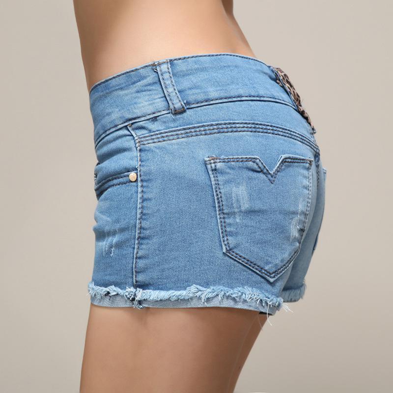 Womens Denim Shorts Online