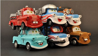 Wholesale Mater Pixar Cars diecast figure TOY New styles to choose