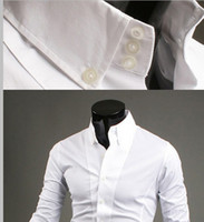 Men 100% Linen  NEW Collarband unique button design Men's Long Sleeve Shirts Cotton Lapel Mens Shirt Slim Dress Shirts For Men Business Shirts 9008