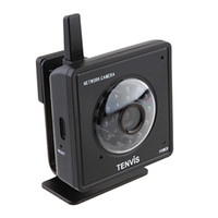 Wireless Indoor CMOS Tenvis Mini319W Wireless IP Camera Indoor Mini Security Camera Webcam 2-way Audio Night Vision