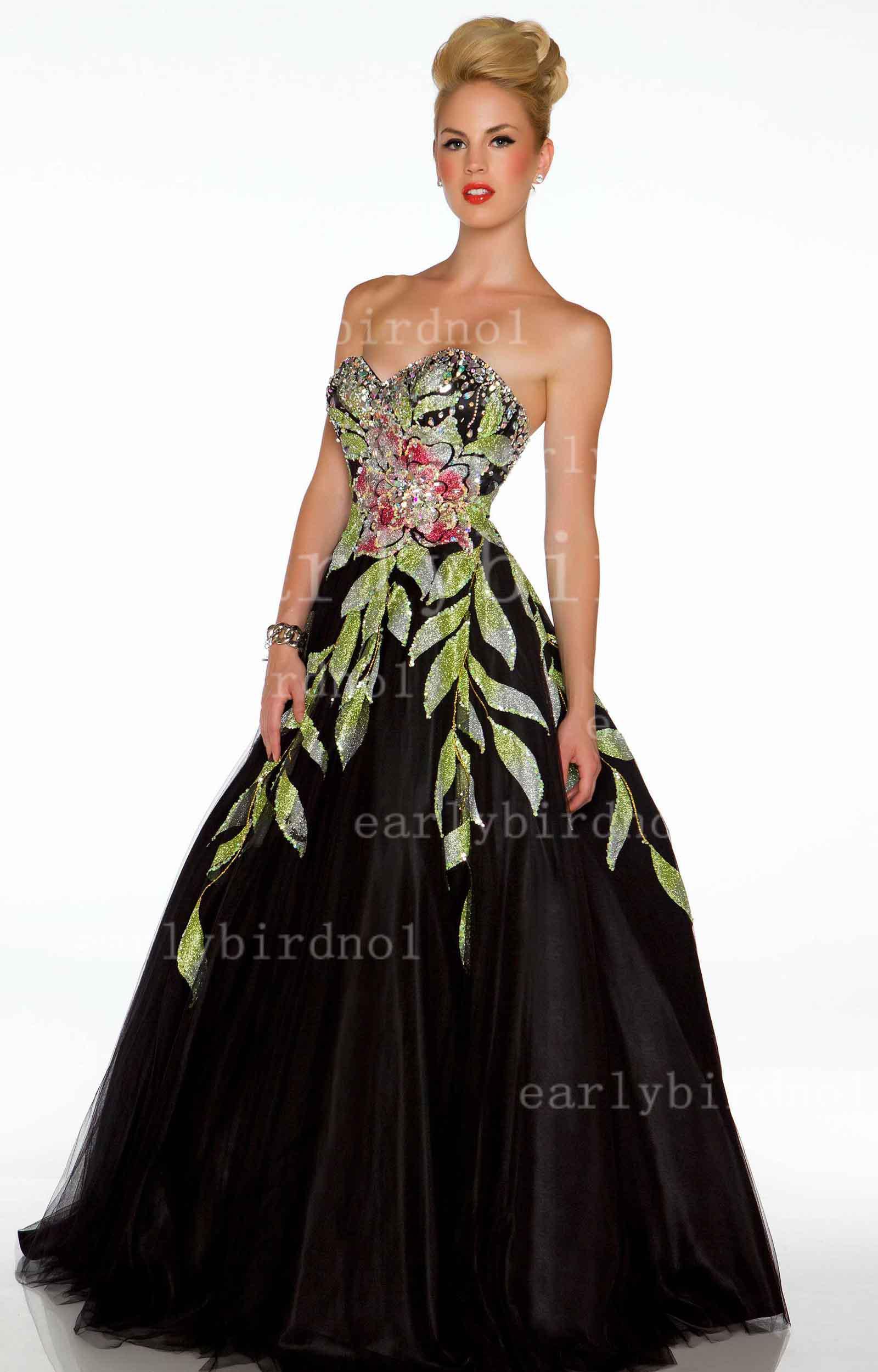 Primary 7 prom dresses rose