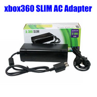 Wholesale AC Adapter Power Supply Cord Charger FOR XBOX Slim