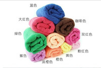 Wholesale 10pcs New Absorbent Microfibre Towel Car Cleaning Cloth Wash