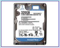 Wholesale NEW WD quot SATA GB RPM M MM WD3200BEVT Hard Drive for laptop year warranty
