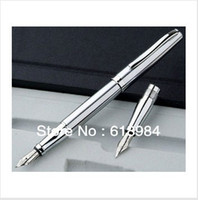 Wholesale Duke Double Nibs Steel Body Fountain Pen Brand New free delivery