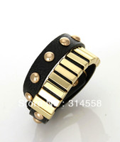 Wholesale Hot Sale Kors Double Wrap Belt Bracelet Bangle Bracelet