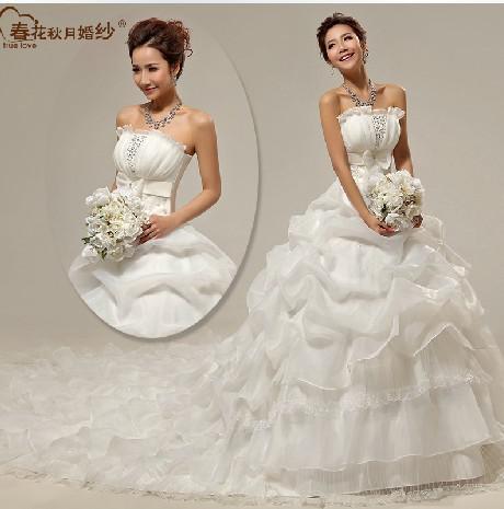 Gallery For Big Princess Wedding Dresses 2013