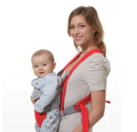 Wholesale Drop Shipping New Born Front Baby Carrier Comfort baby slings Kid Wrap Bag Infant Carrier