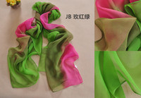 Printed brand new chiffon 10pcs 155*50cm Elegant Summer Autum Decorative Square Shape Plain Colours Scarf Scarves Shawl Women Lady Girl