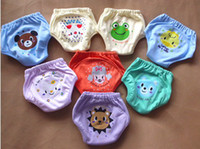 Wholesale Baby Waterproof training Pants Baby Layers Learning Pants Baby underpants