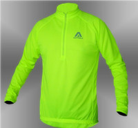 Wholesale New Arrival Breathable Solid Cycling Jackets Polyester Long Sleeve Ladies Cycling Jackets LCY