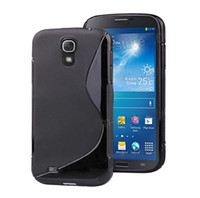 Plastic For Samsung Wholesale New S-Line Soft TPU Rubber Gel Case Skin Cover Shell for Samsung Galaxy Mega 6.3 i9200 Perfect Fit Mix Color