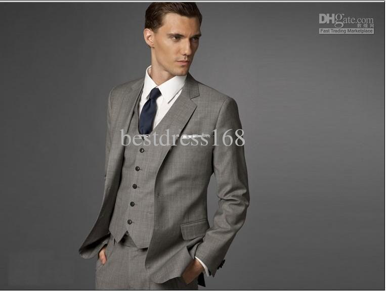 MEN'S GRAY SUITS SALE | Men Suite