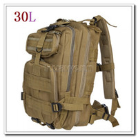 Wholesale High quality L Outdoor Sport Military Tactical Backpack Molle Rucksacks Camping Hiking Trekking Bag Dropshipping
