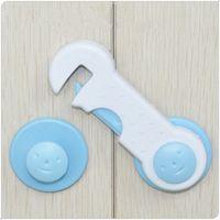 Wholesale Kids baby short Safety fridge lock locks per pack