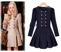 Where to Buy Wool Duffle Coat Women Online? Where Can I Buy Wool