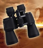 Binoculars Backpacking Compact High-power zoom binoculars military binoculars 20X50 ultra-clear high-definition night vision