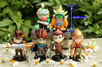 big league minis - Retail LOL League of Legends PVC Mini Action Figure Game Toys Dolls set of New in box LLFG001