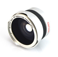 Wholesale Professional Camera Lens mm X Wide Angle Fisheye Lens for Canon Nikon Sony E0064D