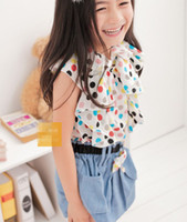 Wholesale Girls summer denim dress skirt new Korean children s wear big boy casual ladies skirt with belt