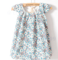 Wholesale Korean children s clothing Princess Sunflower chiffon vest dress girls skirt