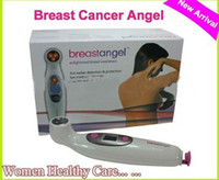 Wholesale Breast Cancer Awareness Products Breast Cancer Angel with Breast Massager Infrared breast analyer