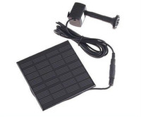 Wholesale AAA Quality Solar Water Pump Solar Brushless Pump Polycrystalline Silicon Brushless Solar pump Fountain Water Pump Cycle Outdoor kare
