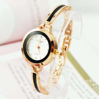 Wholesale New style Fashion Round Dial Quartz Wrist Watch Women Funky Watch Best Gift colors Hight Quality