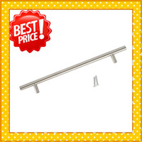 Wholesale Best Price quot Stainless Steel Kitchen Cabinet Bar Pull Handle Silver Ship From USA