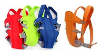 Front Carry baby sling sale - Hot sale baby carrier and sling colors in stock red lime green blue orange are available