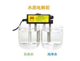 Wholesale black color EUR USA plug High precision TDS Quality water electrolyzer electrolysis pen