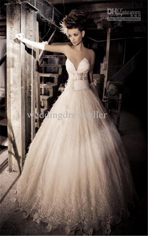 Wedding dress style: Middle eastern style wedding dresses