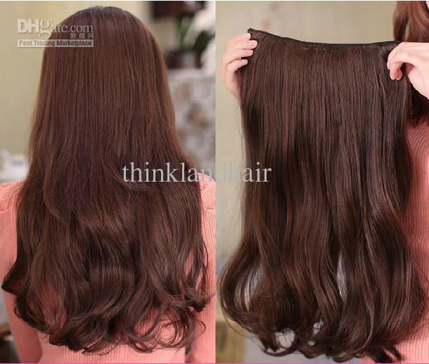 Fake Hair Extensions Clip In Cheap 34