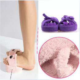 Wholesale 2013 Slimming Slippers Shape Your Leg five fingers shoes lose weight thin leg leg beauty slippers pair