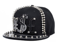 Wholesale 2013 Newest style polyester cap rivit hat Acrylic logo fashion cap